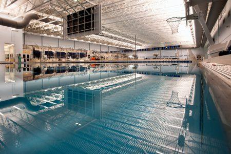 Tupelo Aquatic Center | JBHM Architecture