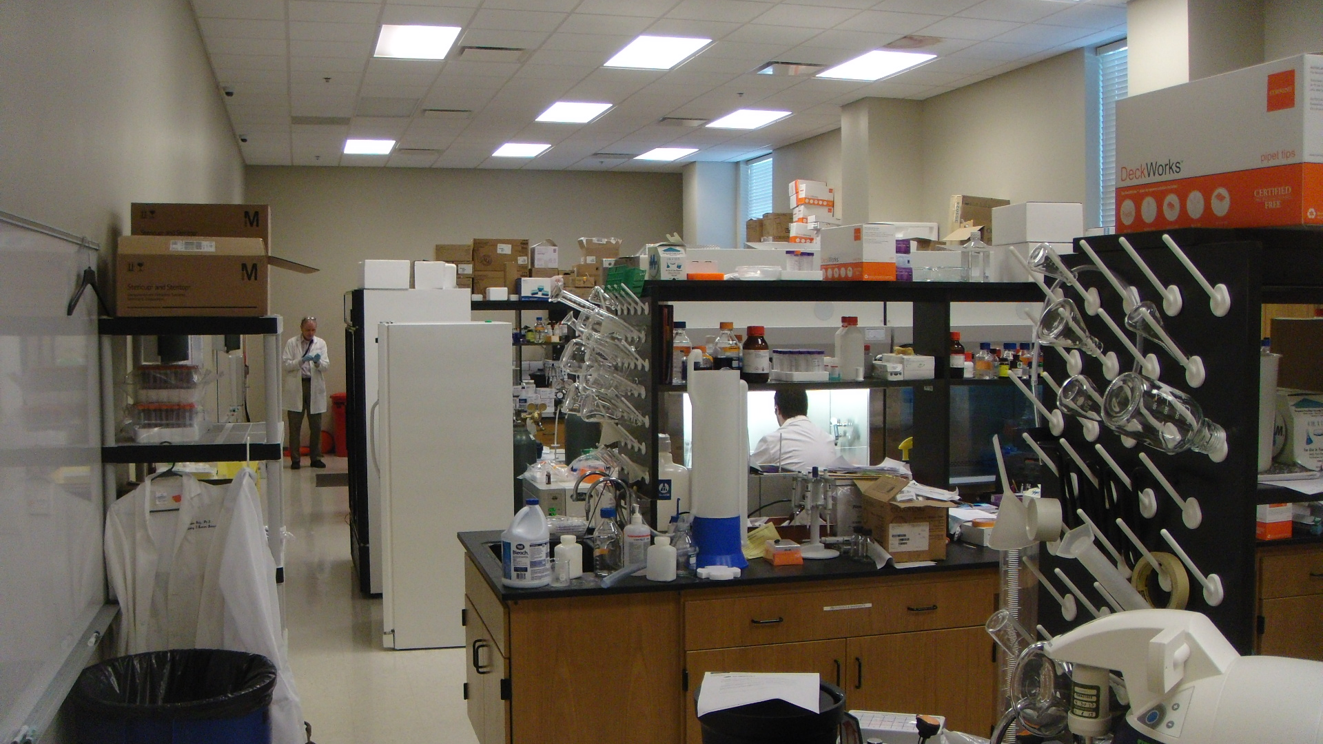 Gross Anatomy Lab & Hederman Science Complex Expansion, Mississippi ...