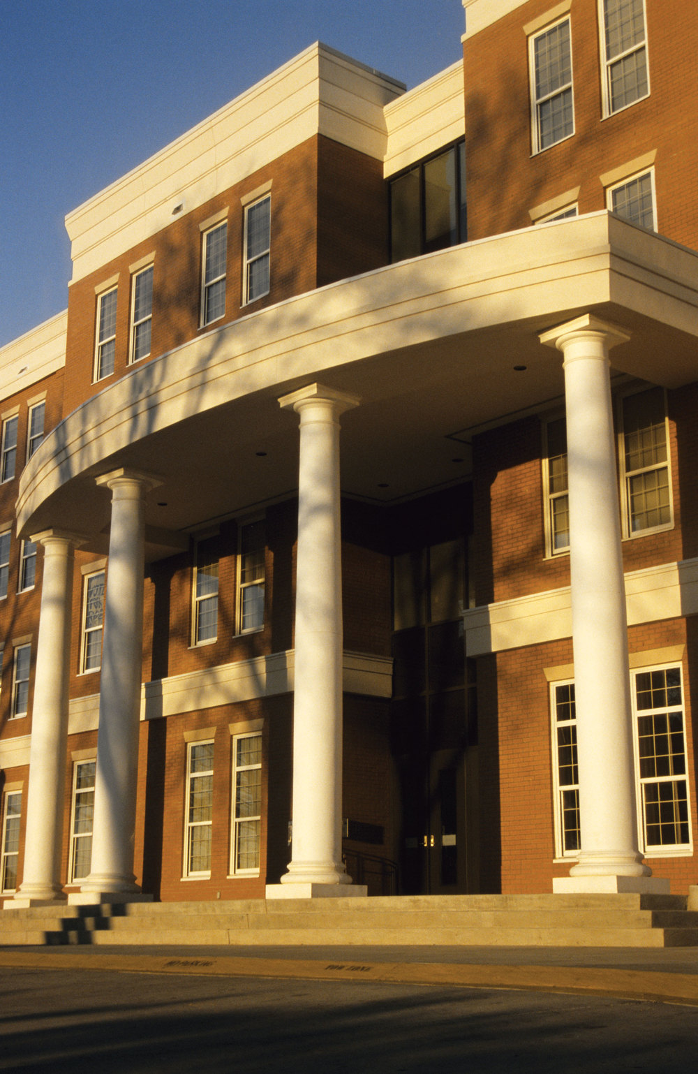 The University Of Southern Mississippi >> Oseola McCarty Residence Hall, University of Southern Mississippi | JBHM Architecture
